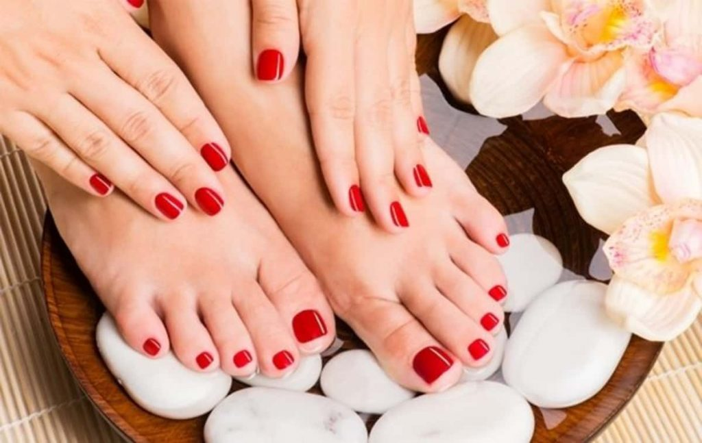 Jessica Zen Spa Pedicure