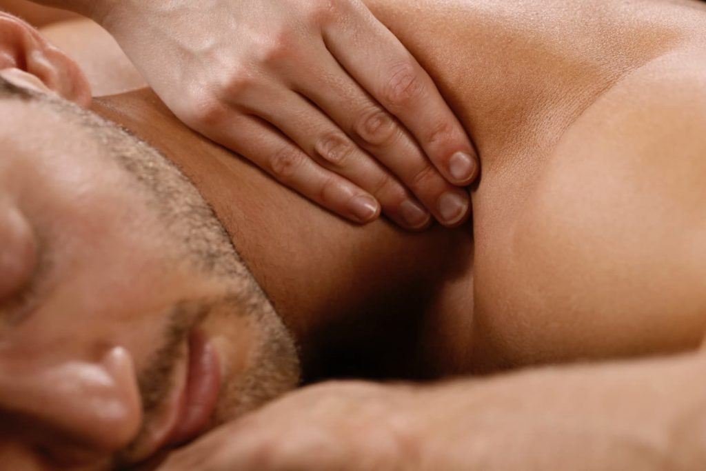 ESPA Deep Muscle Massage